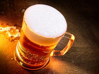 В Австралии пиво отучат проливаться