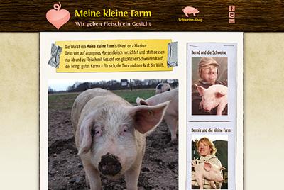 Выбирайте, из какой свиньи приготовить вам колбасу