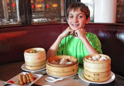Детский гид по ресторанам
