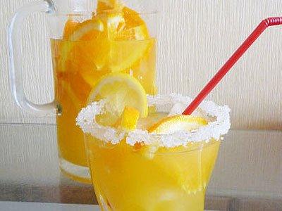 Апельсиновый крюшон