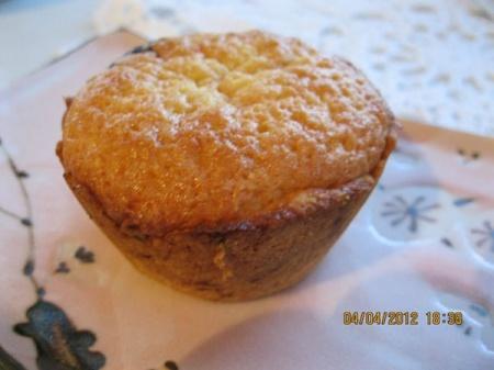 Масарини с черникой (Mazarin Cakes)