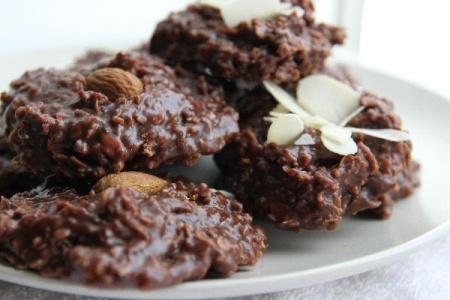 Шоколадное печенье без выпечки или «No Bake Cookies»