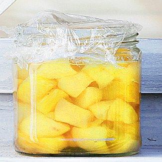 Варенье из груш и ананасов