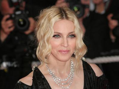 Мадонна выпустит одеколон с запахом виски