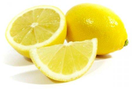 Лечение лимонами