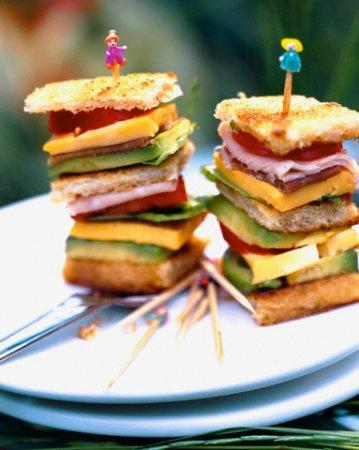 Отсканируй свой бутерброд!