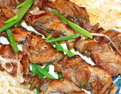Советы как мариновать мясо для шашлыка