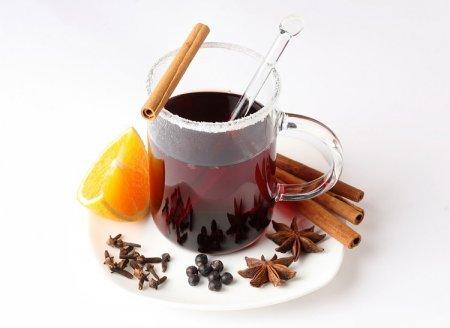 Кофе-глинтвейн