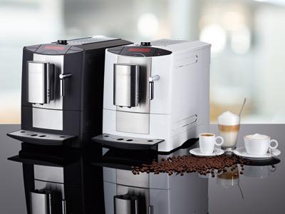 Новая кофемашина от немецкой компании Miele
