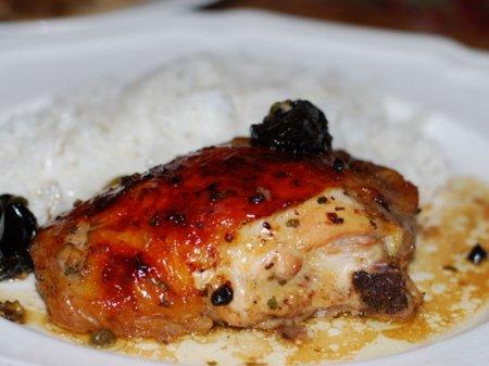 Цыпленок Марбелла