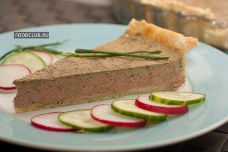 Печеночный торт в мультиварке рецепт фото