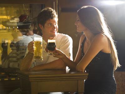 Любители секса на первом свидании
