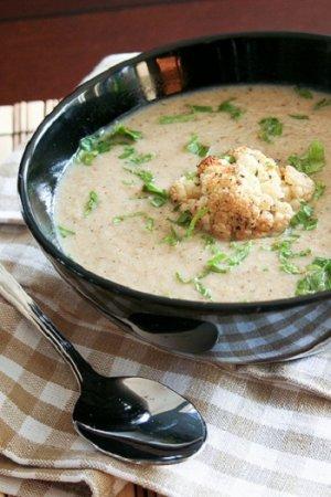 Квебекский суп из цветной капусты