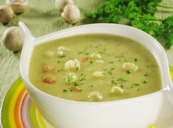 Сырно-луковый суп