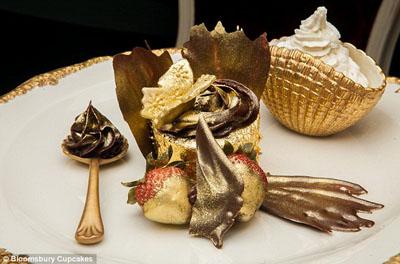 Самый дорогой десерт в мире готовят в кондитерской Дубая