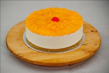 """Персиковый торт """"Для любимой"""""""