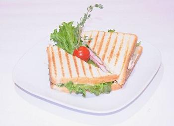 Сырные сэндвичи с сельдереем