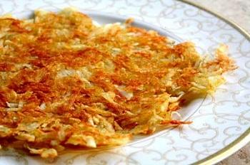 Британские оладьи из картофеля