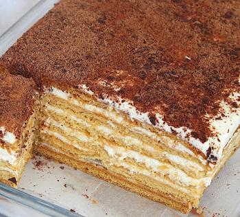 Рецепты выпечка сладкая выпечка торты