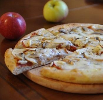 Пицца «Яблочко»