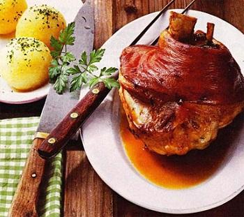 Баварская свининка