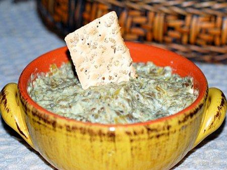 Баклажанно йогуртная закуска (Borani-e bademjan)