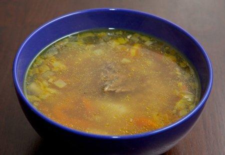 Суп из легких