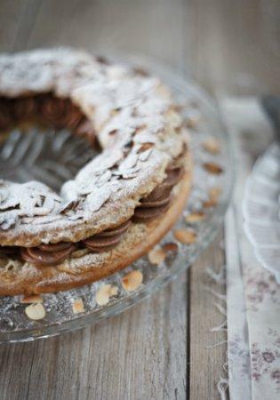 """Вкусный торт """"Париж-Брест"""""""