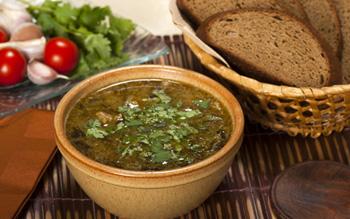 Суп с рыбой по-грузински
