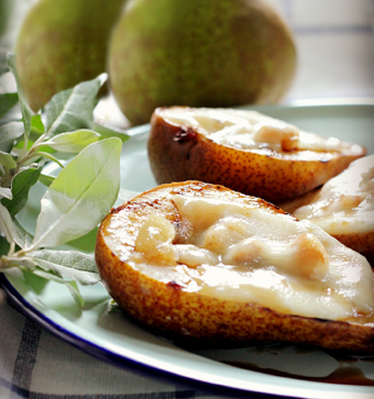 Десерт «Французская груша»