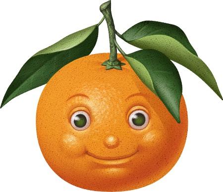 Как быстро очистить апельсин