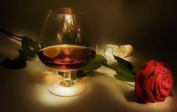Немного вина не помешает