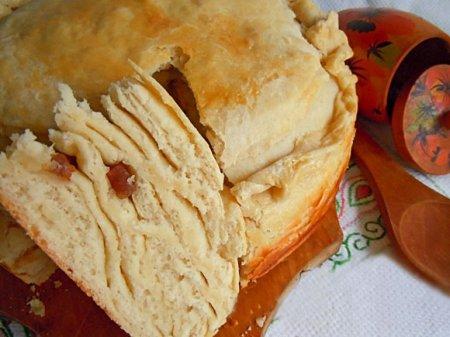 Кныш - казацкий хлеб
