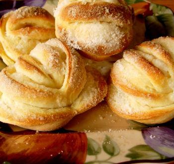 Рецепт булочек в хлебопечке