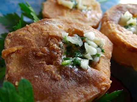 Запеченный картофель по-эстонски