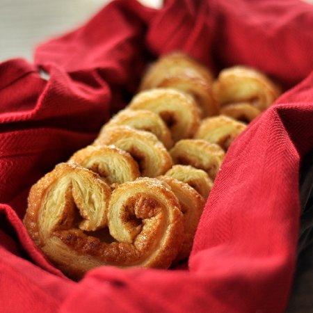 Печенье пальмира с корицей