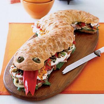 Змеесендвич