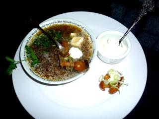 Суп с грибами и квашеной капустой