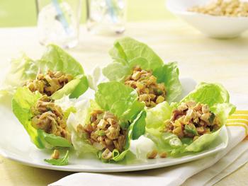 Вкусный салат «Рождественский сюрприз»