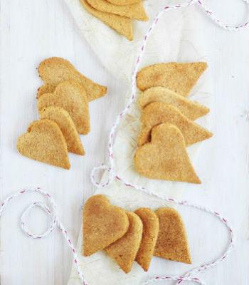 Ореховое печенье на Рождество