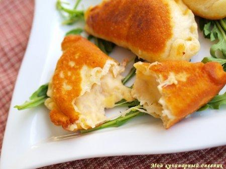 Краковские пирожки с сыром и фасолью