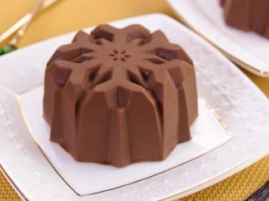 Ванильное мороженое в шоколадной глазури