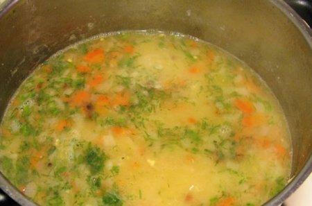 Как сварить суп из фасоли