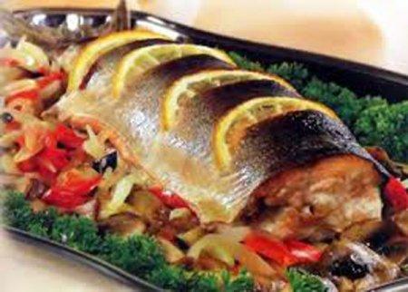 Рецепт приготовления рыбы в фольге
