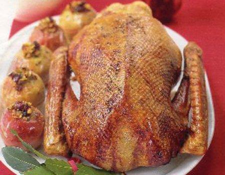 Рецепты приготовления птицы