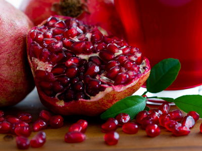 Гранат — ответ на вопрос, что съесть, чтобы похудеть
