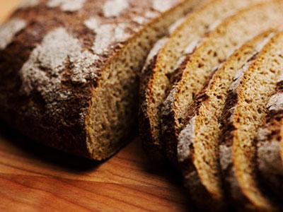 Постный хлеб без дрожжей
