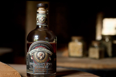 Виски, сделанный по рецепту Джорджа Вашингтона, будет продан по цене 95$ за бутылку