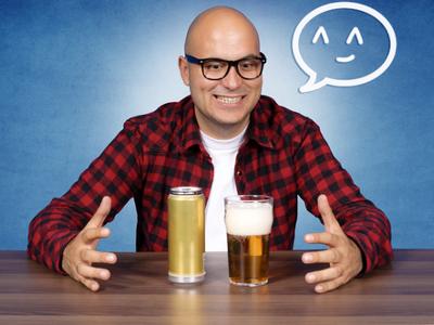 Любителям пива нравится не градус, а вкус