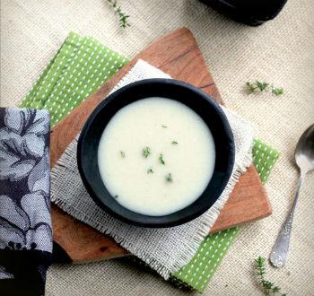 Сырно-картофельный суп